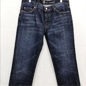 7 For All Mankind Jeans Standard Style Button Fly